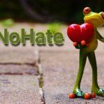 Nienawidzę nienawiści ;)